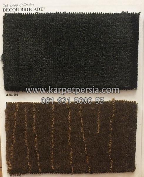 Karpet decor brocade, karpet meteran, karpet kantor, karpet tebal, karpet murah, karpet hotel, karpet kantor, karpet tangga