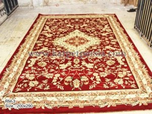 Karpet Klasik Royal Red 200x300 - RM 3