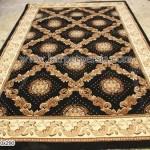 Karpet Klasik hitam 200x300 - RM 2