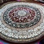 Karpet Permadani bundar import harga murah Jakarta