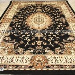 karpet klasik hitam 200x300-RM 5