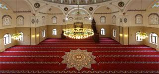 Karpet sajadah masjid