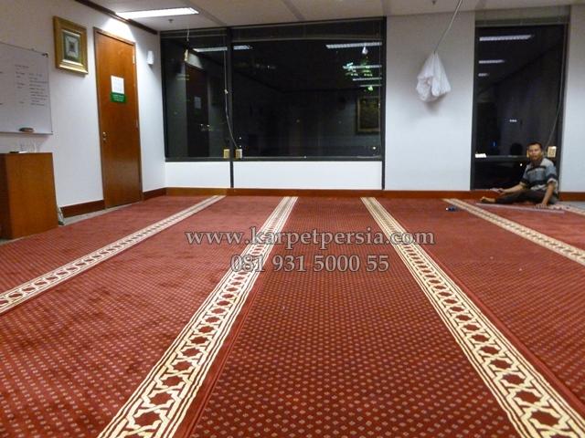Musholla di Menara HSBC Jakarta