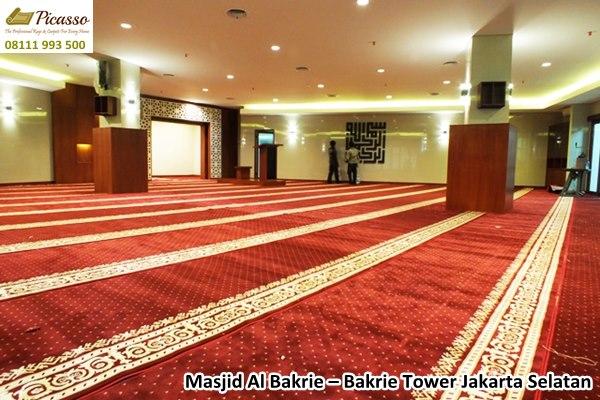 Ciri Khas Karpet Masjid Turki yang Patut Anda Ketahui