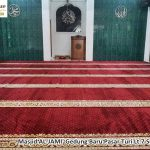 karpet masjid minimalis, karpet sajadah merah, karpet sajadah roll, jual karpet masjid murah, picasso carpet, karpet persia, jual sajadah online