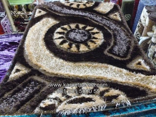 Karpet Bulu Shaggy Turki Balikpapan
