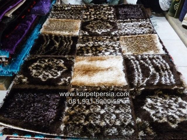 Karpet Bulu Shaggy Turki Biak