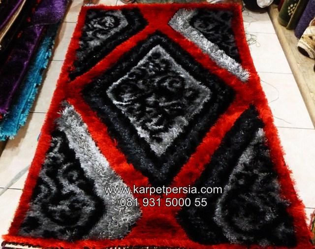 Karpet Bulu Shaggy Turki Bitung
