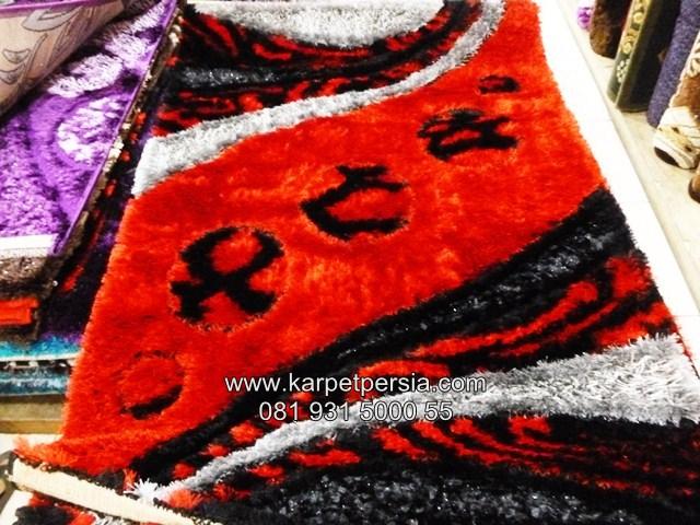 Karpet Bulu Shaggy Turki Jakarta Utara