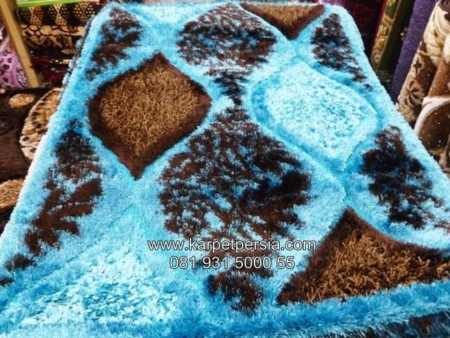 Karpet Bulu Shaggy Turki Jawa Tengah