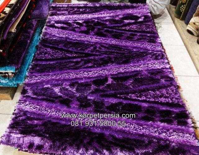 Karpet Bulu Shaggy Turki Jayapura