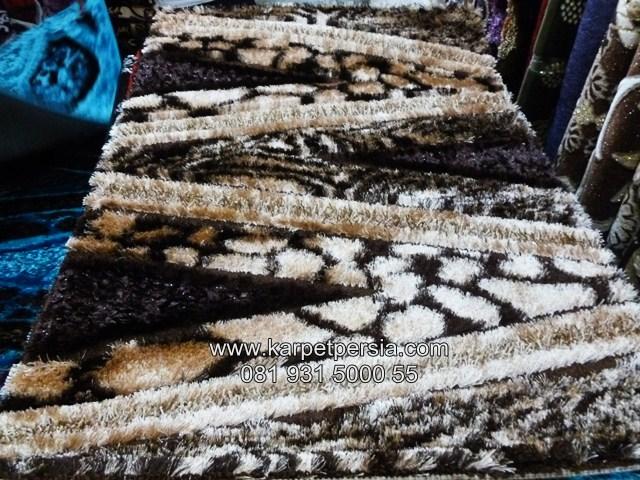 Karpet Bulu Shaggy Turki Kediri