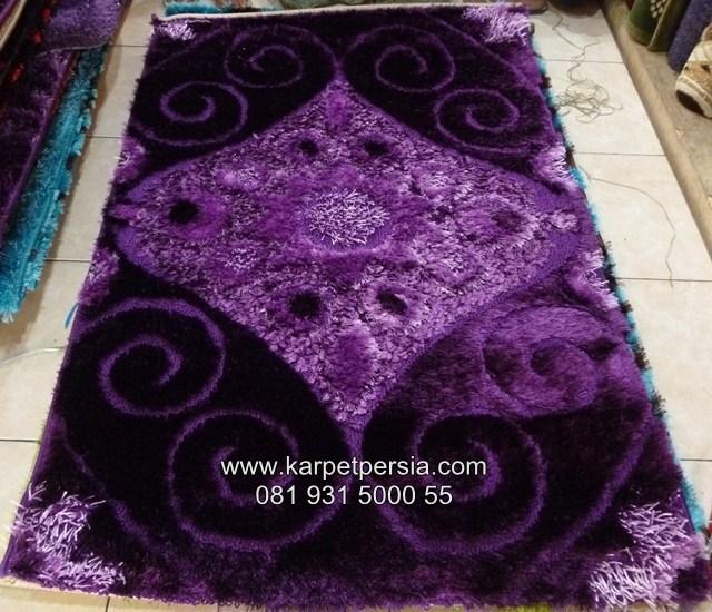 Karpet Bulu Shaggy Turki Kendari