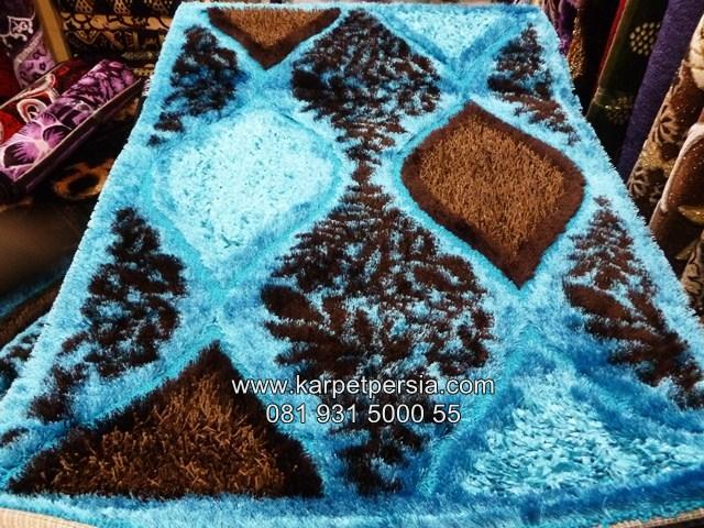 Karpet Bulu Shaggy Turki Lombok