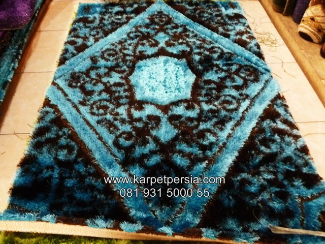 Karpet Bulu Shaggy Turki Manado
