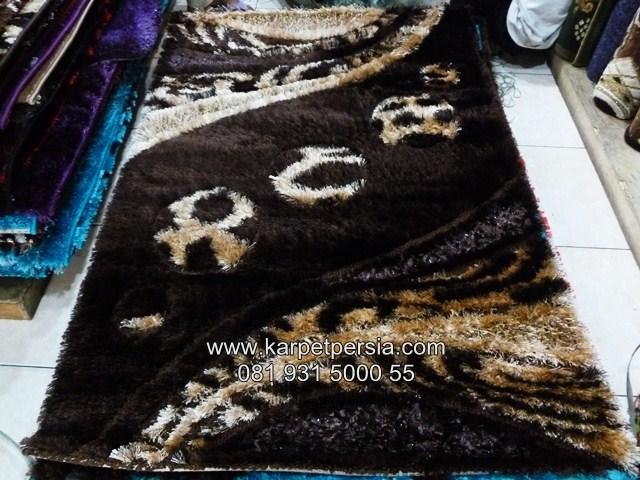 Karpet Bulu Shaggy Turki Manokwari