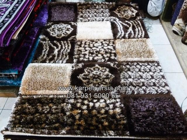 Karpet Bulu Shaggy Turki Pekanbaru