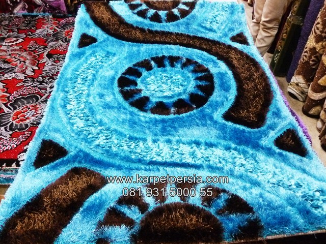 Karpet Bulu Shaggy Turki Semarang