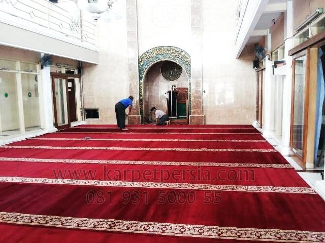 jual karpet masjid import murah palangkaraya