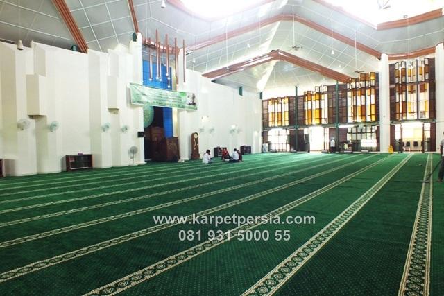 Karpet masjid import daerah ambon ternate