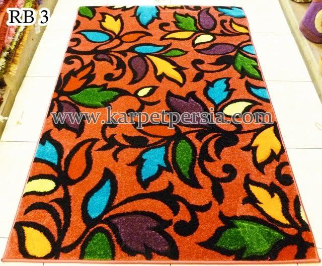 Rainbow Carpets, Segarkan Hari, Ceriakan Hati