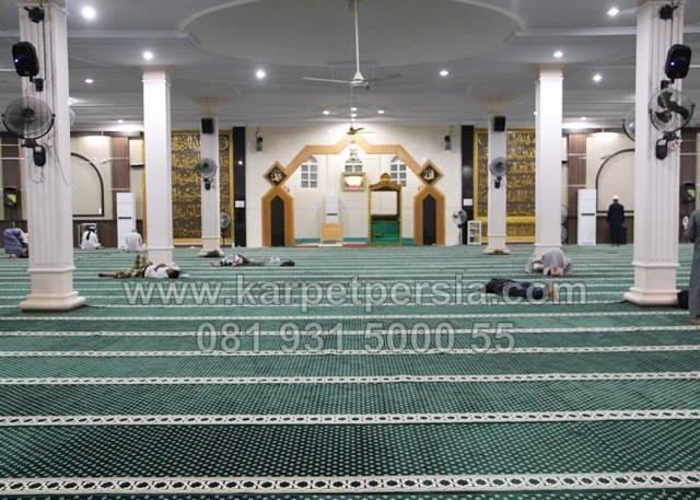 Perkembangan Gaya Karpet Sajadah Masjid Dari Masa ke Masa