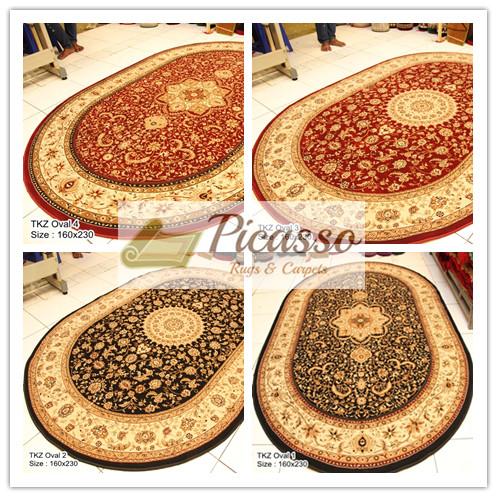 Karpet Modern dan Karpet Klasik Dengan Berbagai Pilihan Motif Ada Di Sini