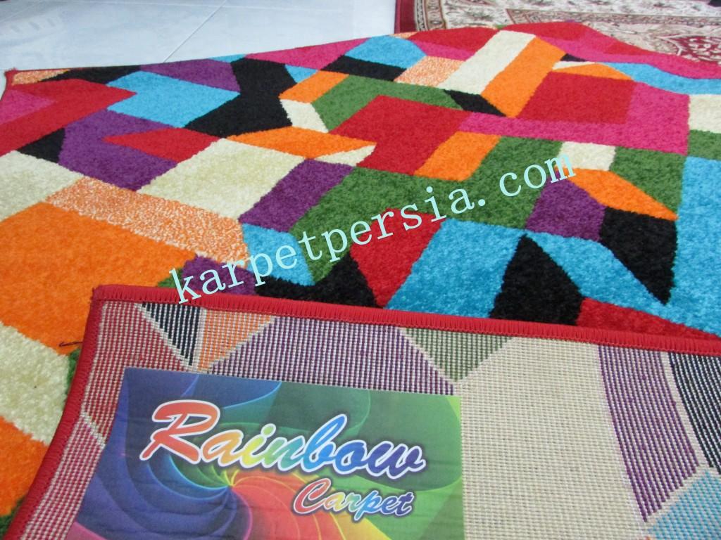 Mengapa Hanya Satu Warna Jika Bisa Banyak Warna? Pesan Karpet Pelangi Sekarang!