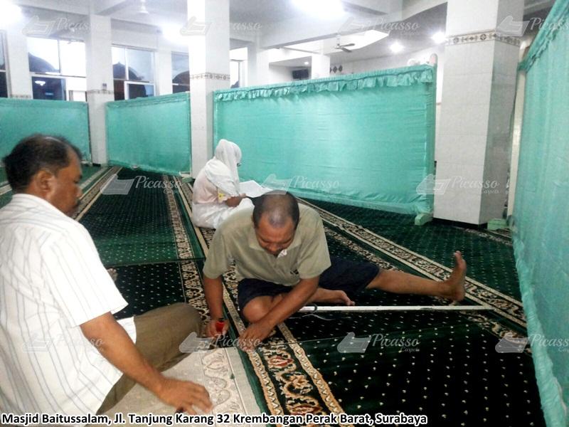 Masjid Baitussalam  Krembangan Perak Barat Surabaya