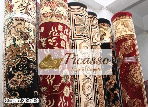 Yuk, Intip Koleksi Terbaru Karpet Klasik Piccaso Rugs and Carpets