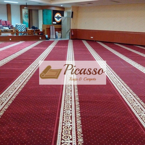masjid bea cukai jakarta 4