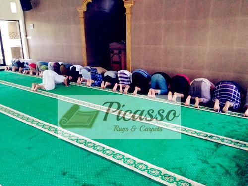 Masjid Al Muhajirin Puri Surya Jaya Gedangan – Sidoarjo
