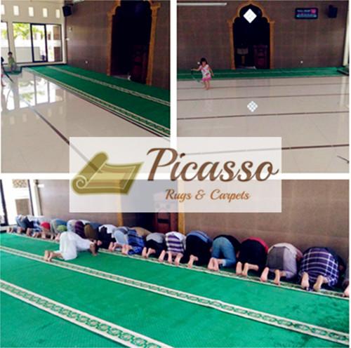 Masjid Al Muhajirin Puri Surya Jaya , Gedangan Sidoarjo
