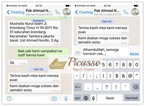 Musholla Nurul Islam Tambora Jakarta Barat