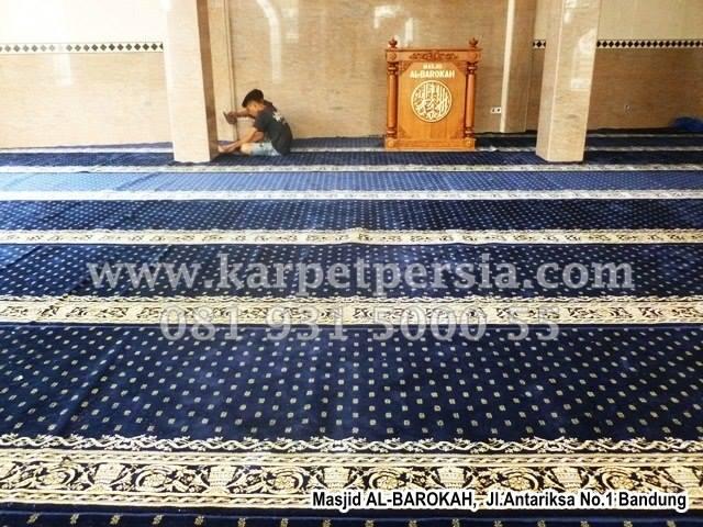 Masjid Al Baroka Jl. Antariksa No. 1 Bandung