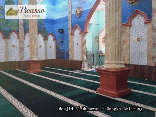 3 Masjid Al Munawar Bangka Belitung