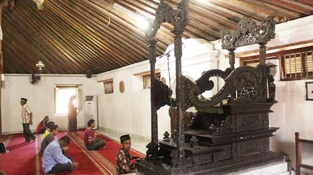 Masjid Agung Mataram, Kotagede - Jogja4
