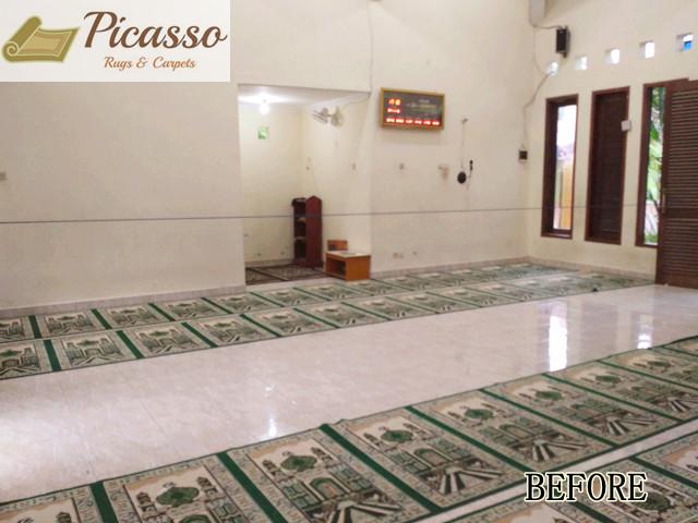 Masjid Baitul Al-Anbiya, Kotagede - Jogja.
