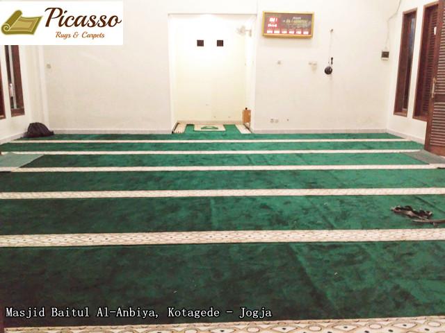 Masjid Baitul Al-Anbiya, Kotagede - Jogja2