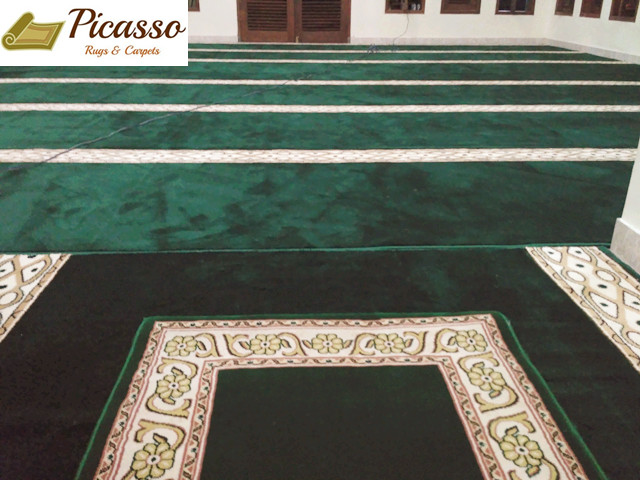 Masjid Baitul Al-Anbiya, Kotagede - Jogja4