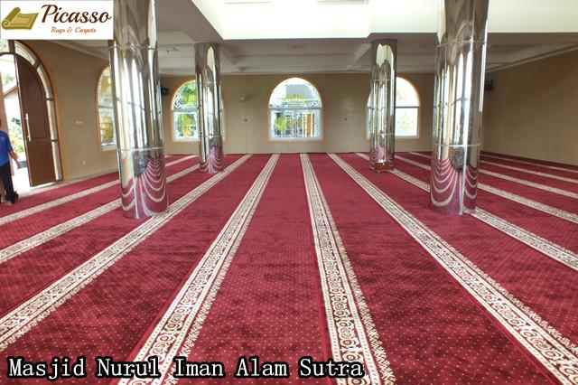 Masjid Nurul Iman Alam Sutra_