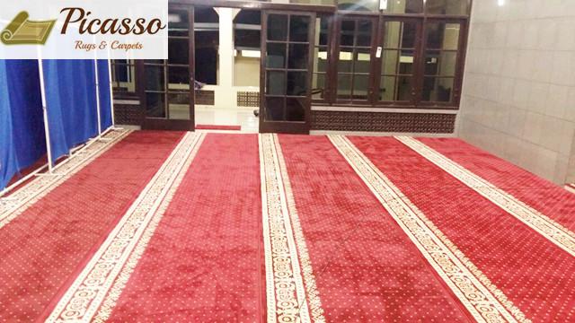 Masjid jami assalam perum jasa tirta purwakarta