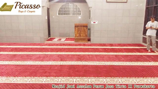 Ini Dia Kelebihan Kualitas Material Karpet Masjid Picasso Yang Perlu Anda Ketahui