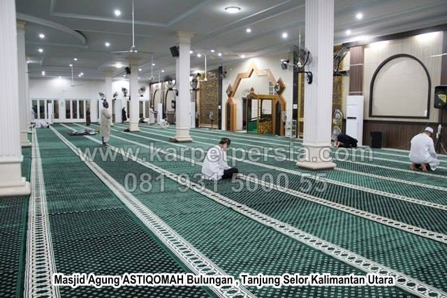 masjid agung istiqomah bulungan kalimantan utara