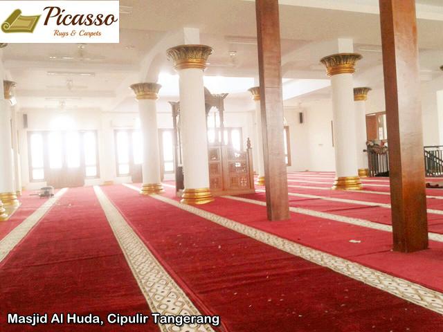 masjid al huda cipulir tangerang