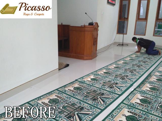 masjid baitun naim jogja BEFORE