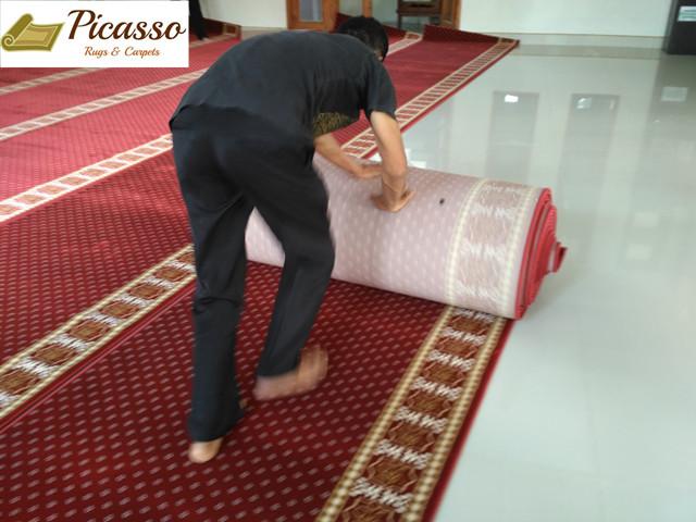masjid baitun naim jogja.
