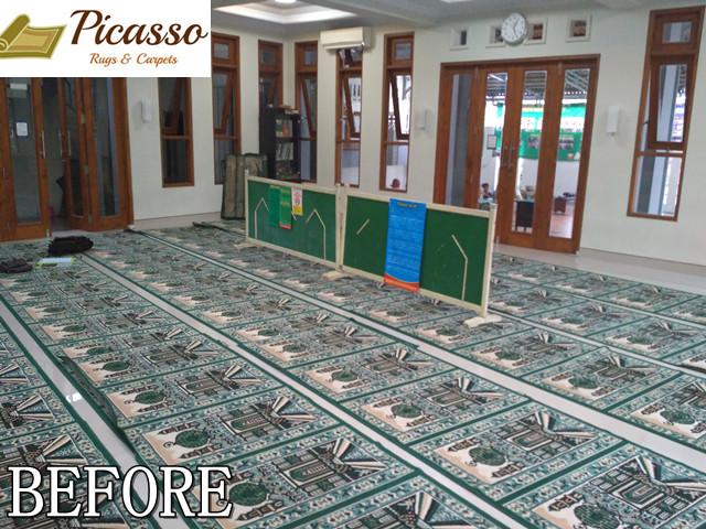masjid baitun naim jogjaBEFORE
