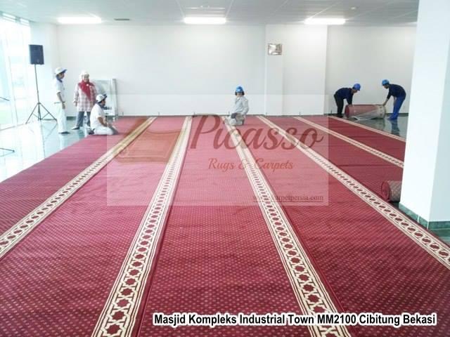 masjid komples industrial town cibitung
