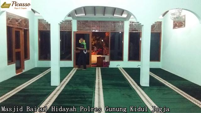 masjid polres gunungkidul